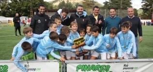 El Real Madrid y el Celta de Vigo se hacen enormes en la Pinares Cup de San Rafael 2019